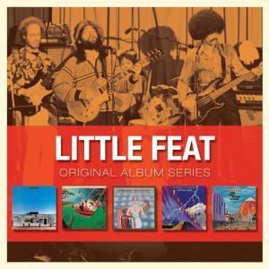 CD LITTLE FEAT - ORIGINAL ALBUM SERIES