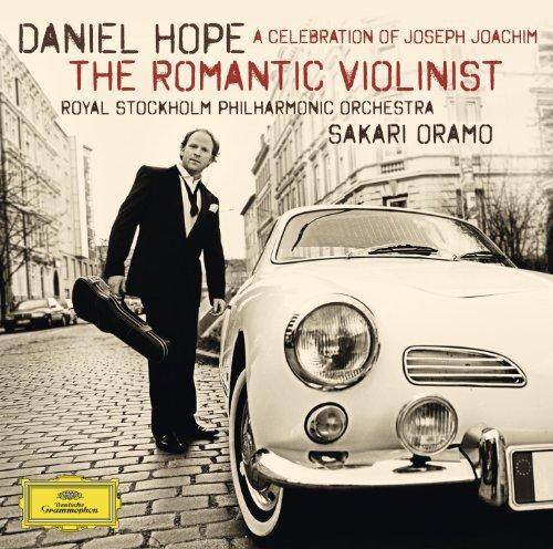 CD HOPE DANIEL - THE ROMANTIC VIOLINIST