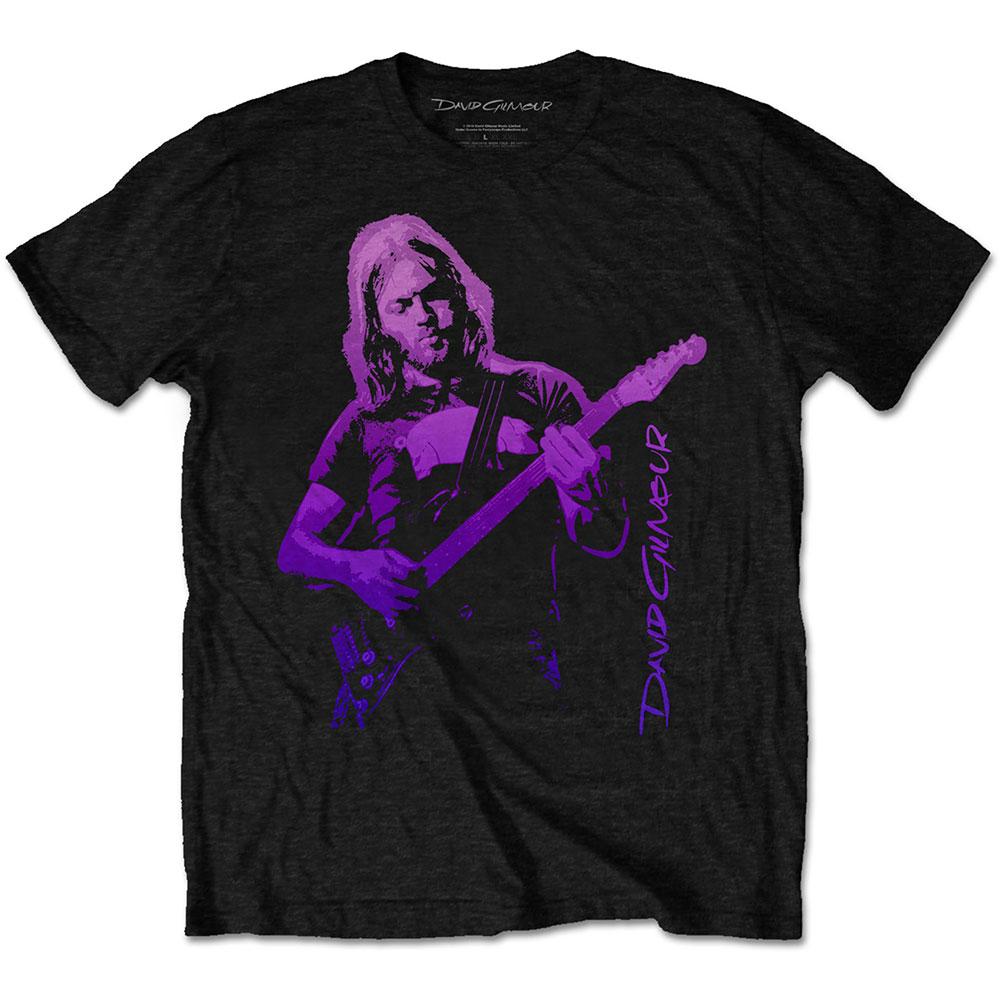 David Gilmour - Tričko Pig Gradient - Muž, Unisex, Čierna, XL