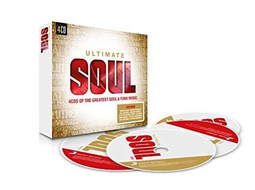 CD V/A - Ultimate... Soul