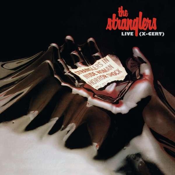 CD STRANGLERS, THE - LIVE X-CERT (2017 REPACKAGE)