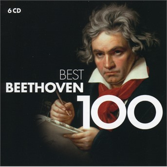 CD VARIOUS ARTISTS - 100 BEST BEETHOVEN
