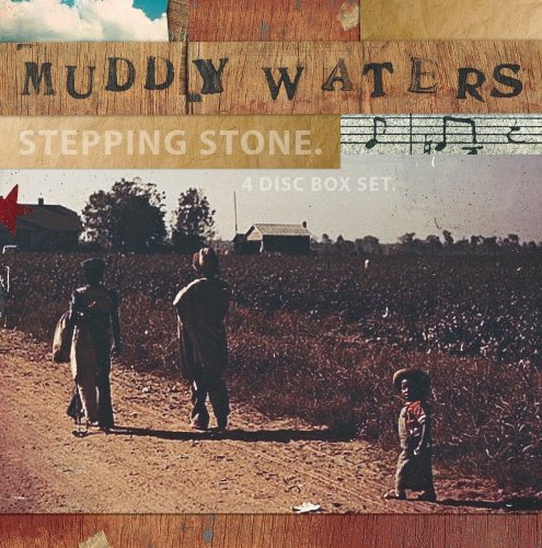CD V/A - MUDDY WATERS - STEPPING STONE