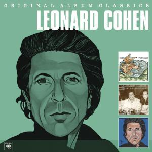 CD COHEN, LEONARD - Original Album Classics