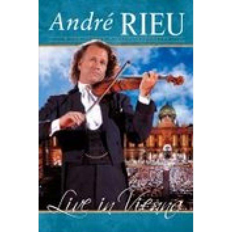 DVD RIEU ANDRE - LIVE IN VIENNA
