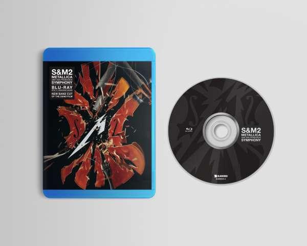 Metallica - Blu-ray S&M2