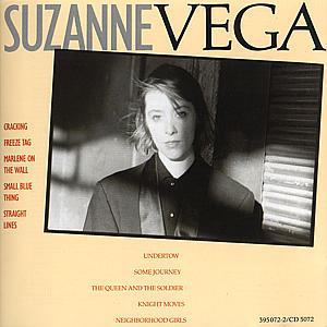 CD VEGA SUZANNE - SUZANNE VEGA