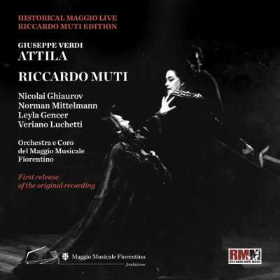 CD VERDI, G. - ATTILA