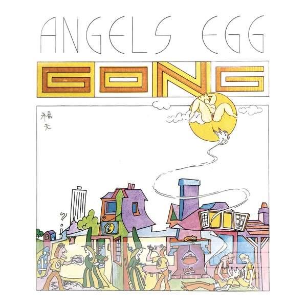 CD GONG - ANGEL'S EGG