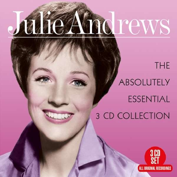 CD ANDREWS, JULIE - ABSOLUTELY ESSENTIAL 3 CD COLLECTION
