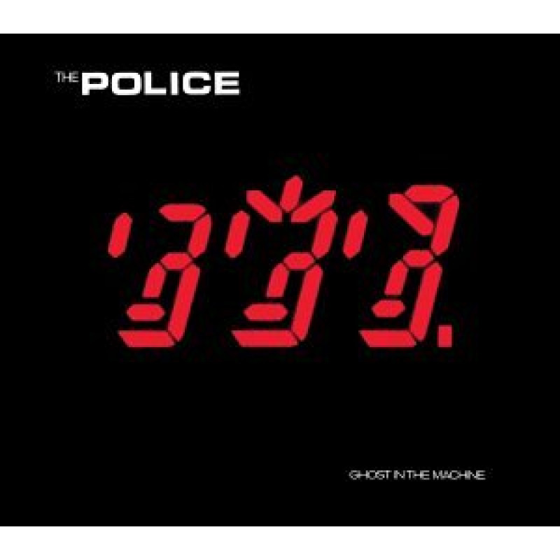 CD POLICE - GHOST IN THE MACHIN