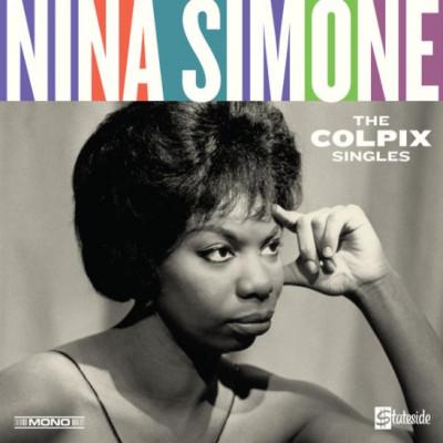 CD SIMONE, NINA - THE COLPIX SINGLES