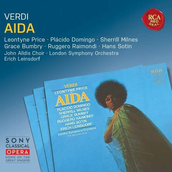 CD Verdi, G. - Aida