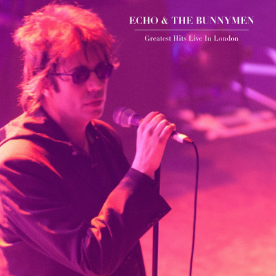 Vinyl ECHO & THE BUNNYMEN - GREATEST HITS LIVE IN LONDON