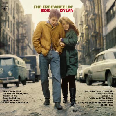 Bob Dylan - CD The Freewheelin' Bob Dylan