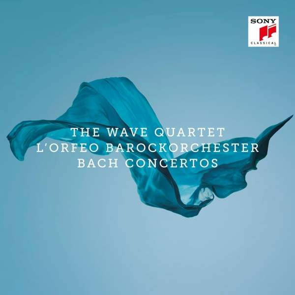 CD BACH, J.S. - Bach Concertos