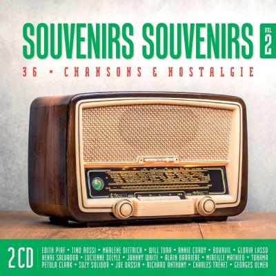 CD V/A - SOUVENIRS SOUVENIRS 2