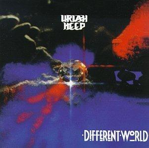 CD URIAH HEEP - DIFFERENT WORLD