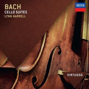 CD BACH, J.S. - CELLO SUITES 1-3