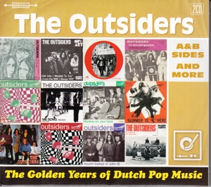 CD OUTSIDERS - GOLDEN YEARS OF DUTCH POP MUSIC