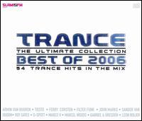 CD V/A - BEST OF TRANCE 2006 -54TR