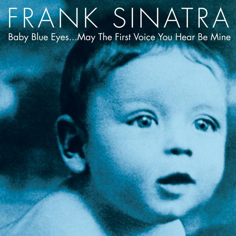 Frank Sinatra - CD BABY BLUE EYES