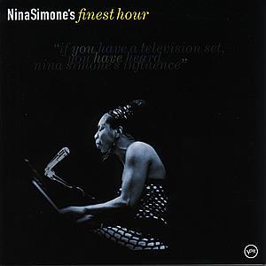 NINA SIMONE - CD N.SIMONE'S FINEST HOUR