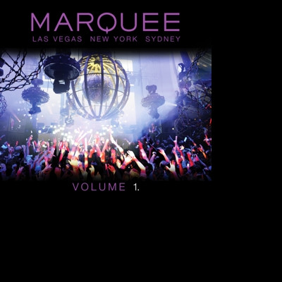 CD V/A - MARQUEE 1