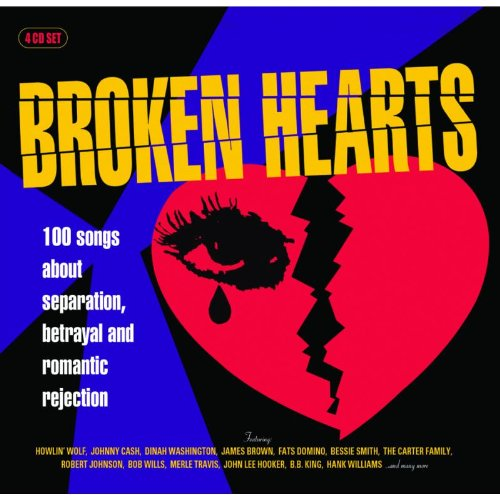 CD V/A - BROKEN HEARTS