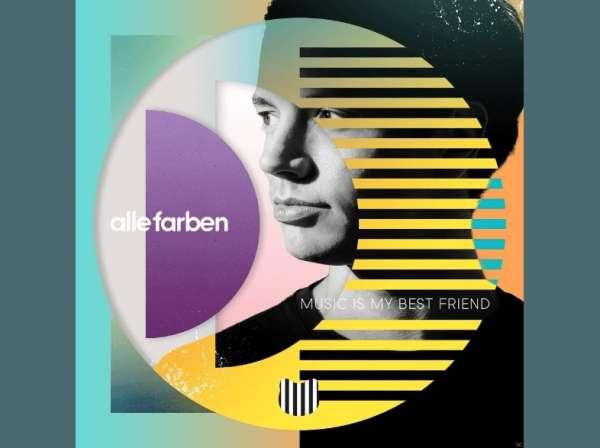 CD ALLE FARBEN - Music Is My Best Friend