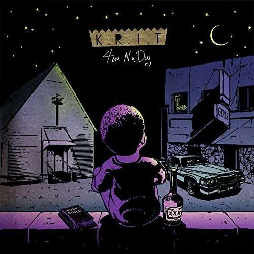 CD BIG K.R.I.T. - 4EVA N A DAY