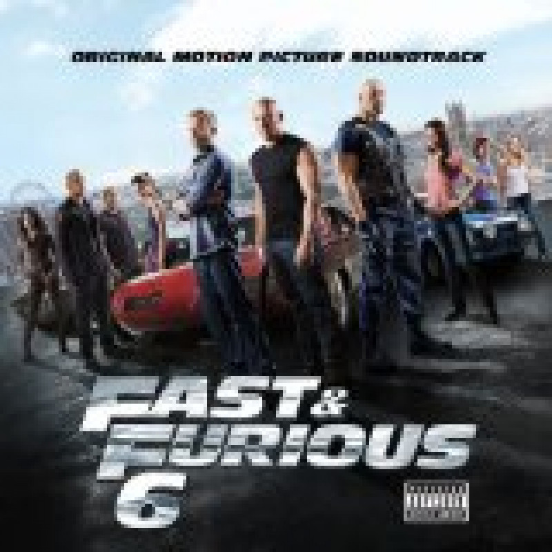 Soundtrack - CD FAST & FURIOUS 6