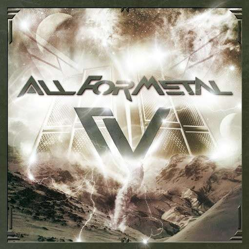CD V/A - ALL FOR METAL VOL.4