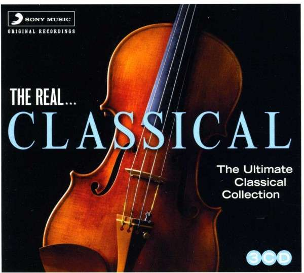 CD V/A - The Real... Classical