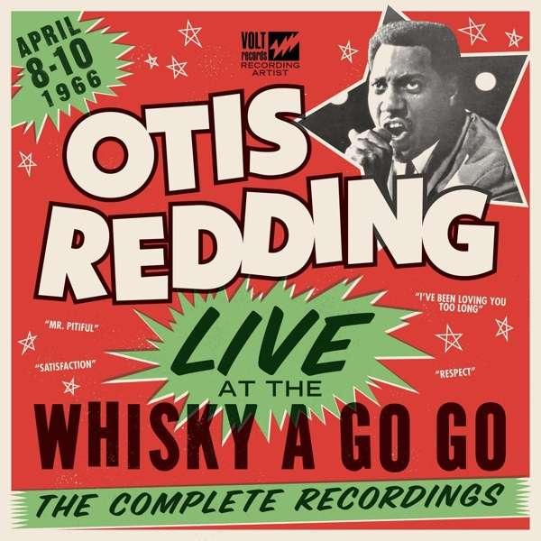 Vinyl REDDING OTIS - LIVE AT THE WHISKY A GO GO