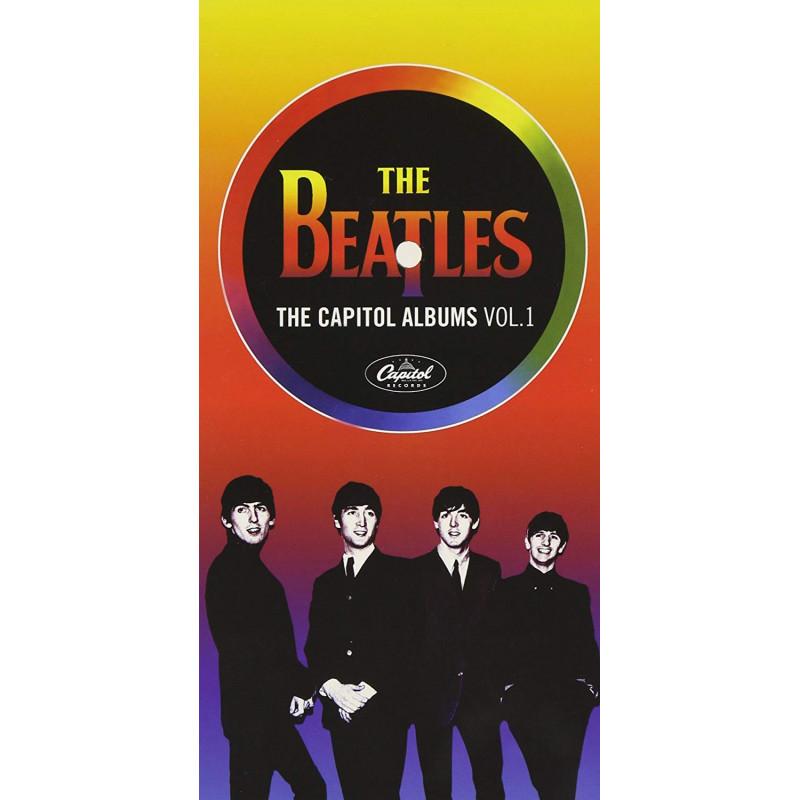 The Beatles - CD CAPITOL ALBUMS VOL.1
