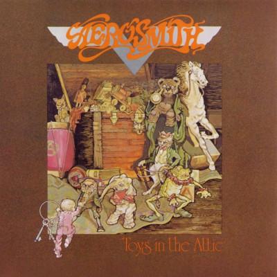 Aerosmith - Vinyl Toys In the Attic