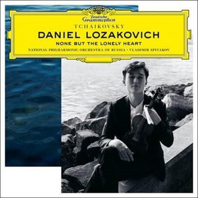 CD LOZAKOVICH DANIEL - NONE BUT THE LONELY HEART