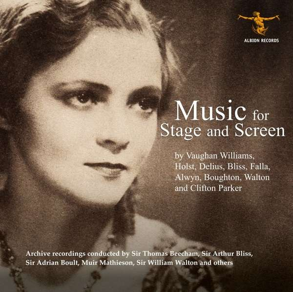 CD V/A - MUSIC FOR STAGE AND SCREEN