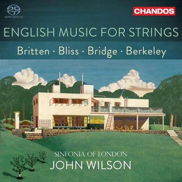 CD SINFONIA OF LONDON / JOHN - ENGLISH MUSIC FOR STRINGS
