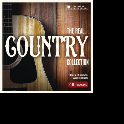 CD V/A - The Real...Country Collection