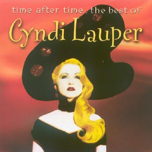 CD LAUPER, CYNDI - Time After Time: The Best Of