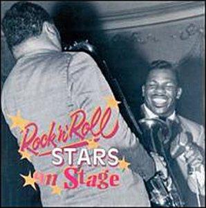 CD V/A - ROCK'N'ROLL STARS ON STAG