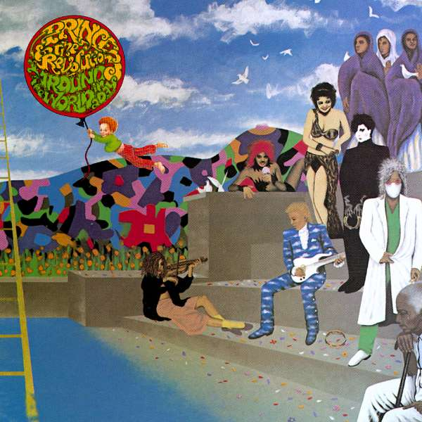 Prince - Vinyl AROUND THE WORLD IN A DAY