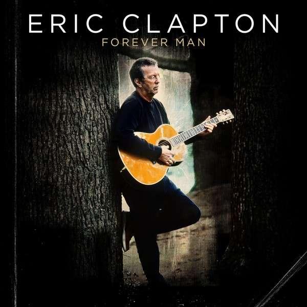 Eric Clapton - CD FOREVER MAN