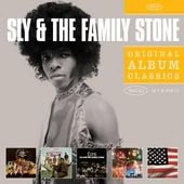 CD Sly & the Family Stone - Original Album Classics