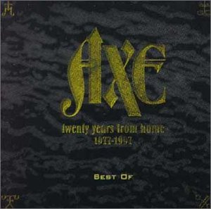 CD AXE - 20 YEARS FROM HOME