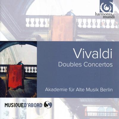 CD VIVALDI, A. - DOUBLES CONCERTOS