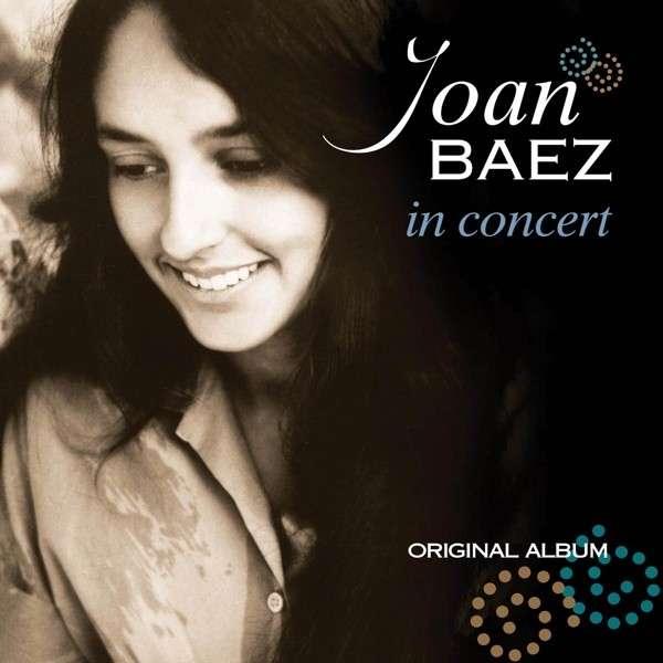 Vinyl BAEZ, JOAN - IN CONCERT