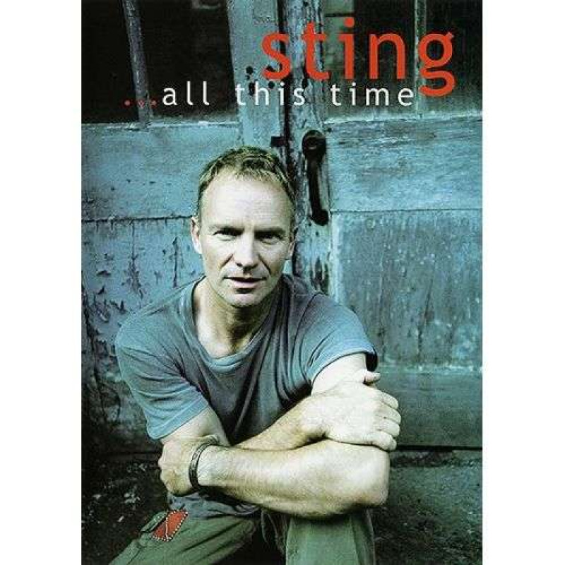 Sting - DVD ALL THIS TIME